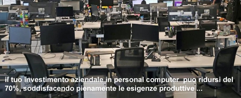 PC DESKTOP - WORKSTATION E ALLINONE